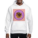 Pomeranian Bitch! Hooded Sweatshirt