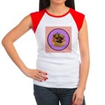 Pomeranian Bitch! Women's Cap Sleeve T-Shirt