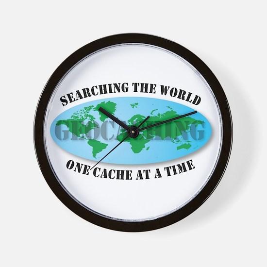 GEO Globe Wall Clock