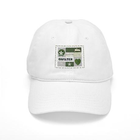 Primitive quilter Cap