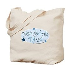 Funny Book lady Tote Bag
