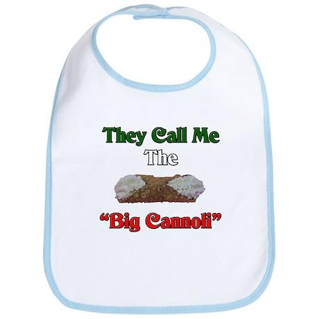They Call Me The Big Cannoli Bib