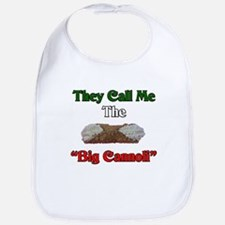 They Call Me The Big Cannoli Bib