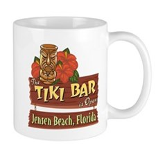 Jensen Beach Tiki Bar - Mug
