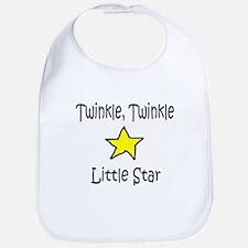 Twinkle Twinkle Little Star - Bib