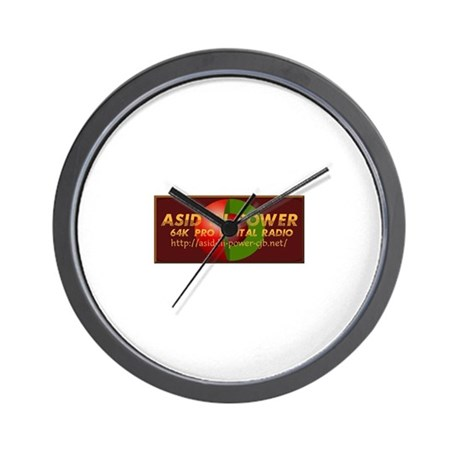 ASID RawRoots Podcast Wall Clock