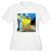 Van Gogh Cafe T-Shirt