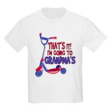 Going To Grandma's T-Shirt