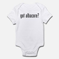 got albacore? Infant Bodysuit