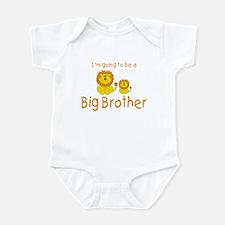 Big Brother Lions Infant Bodysuit