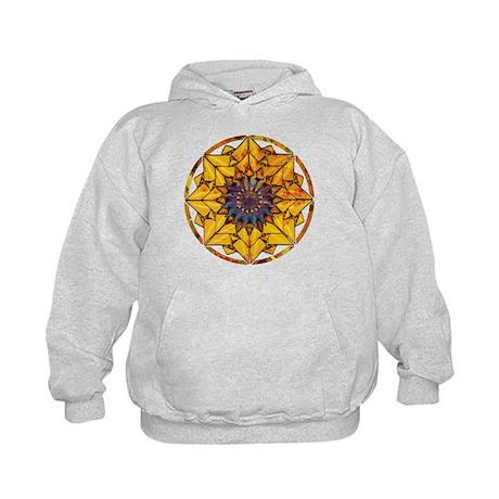 Sunflower Sun Kids Hoodie