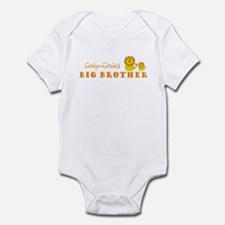 Only Big Brother Lions Infant Bodysuit