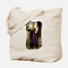 Spinner's Tote Bag