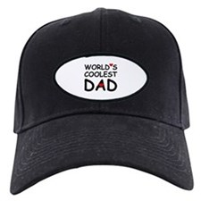 WORLD'S COOLEST DAD Baseball Hat