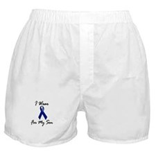 I Wear Blue For My Son 1 Boxer Shorts