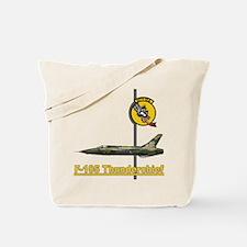 F-105 Thunderchief Tote Bag