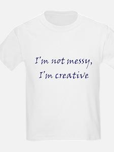 Artistic Baby Kids T-Shirt