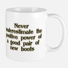 Boots Mug