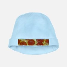 big pepperoni pizza Baby Hat