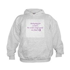 Relaying for a Cure Hoodie