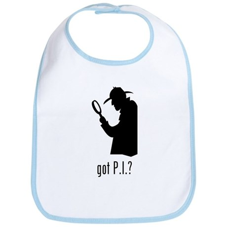 Private Investigator Bib