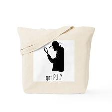 Private Investigator Tote Bag