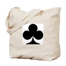 Clubs! Tote Bag