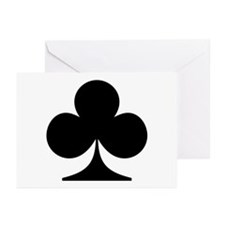 Clubs! Greeting Cards (Pk of 10)
