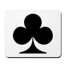 Clubs! Mousepad