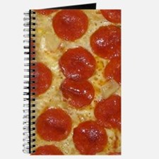 big pepperoni pizza Journal