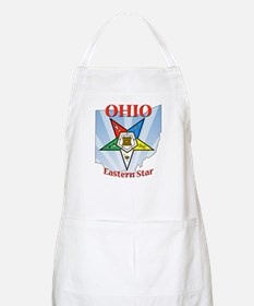 Ohio Eastern Star BBQ Apron