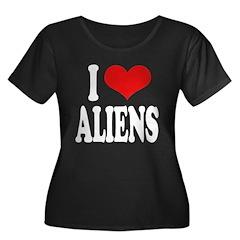 I Love Aliens (word) T