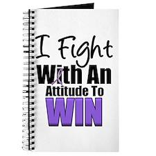 Hodgkin's Fight Attitude Journal