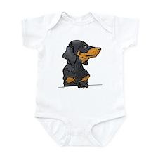 Cute Dachshund lover Infant Bodysuit