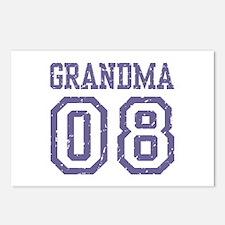 Grandma 08 Postcards (Package of 8)