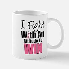 Breast Cancer Attitude Mug