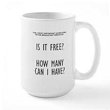 Is it Free? Mug