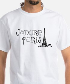 J'adore Paris Shirt