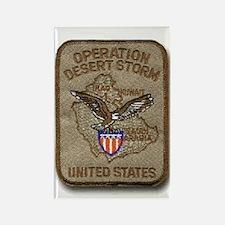Operation Desert Storm... Rectangle Magnet