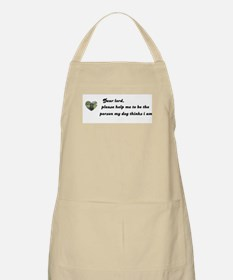 lab and other dog BBQ Apron