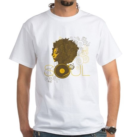 Soul White T-Shirt