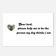 lab and other dog Postcards (Package of 8)