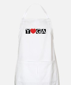 Love Yoga BBQ Apron