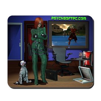 Psychsoftpc PC Gamer Mousepad