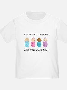 Chiropractic Babies T