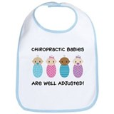 Chiropractic Cotton Bibs