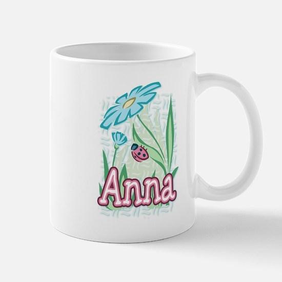 Anna Ladybug Flower Mug