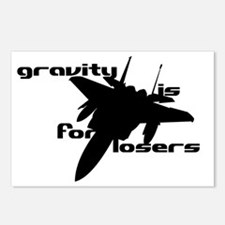 Gravity Postcards (Package of 8)