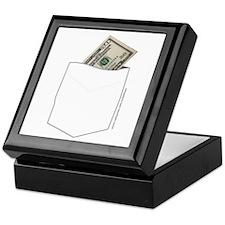 CASH MONEY Keepsake Box