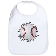 Baseball for Life Bib
